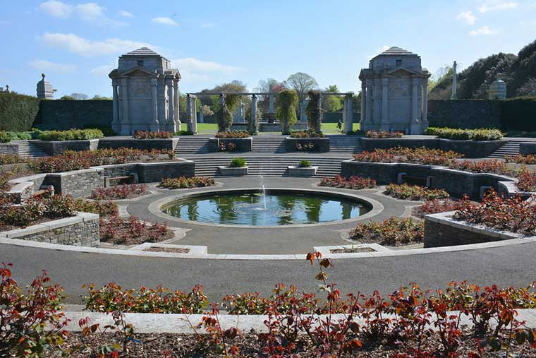 The Irish National War Memorial Gardens