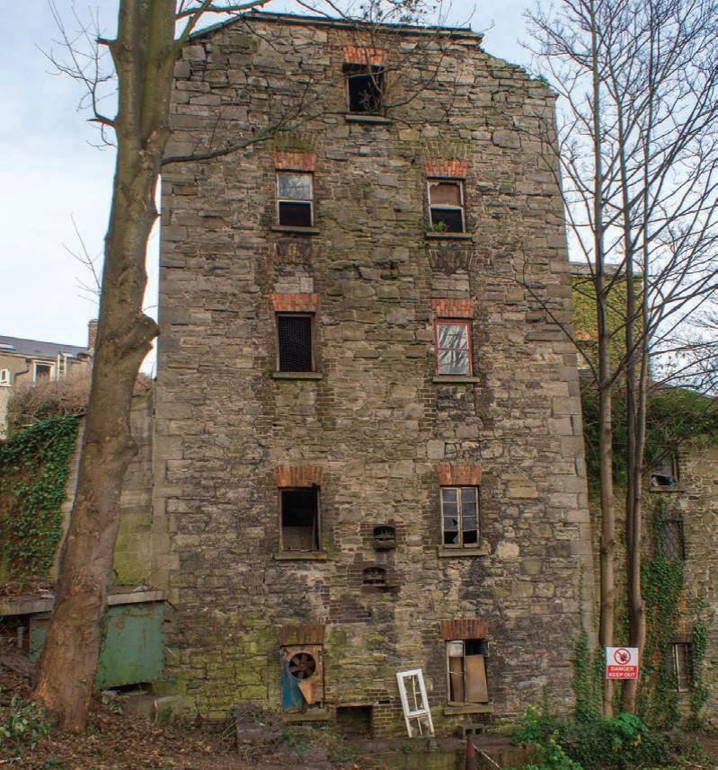 Kilmainham Mill update