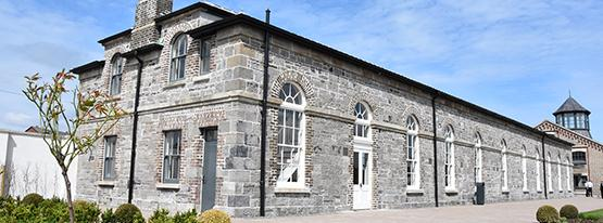 Richmond Barracks up for award!