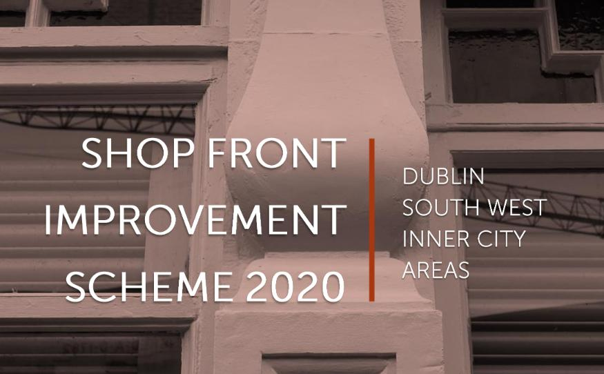 Shop Front Improvement Scheme 2020