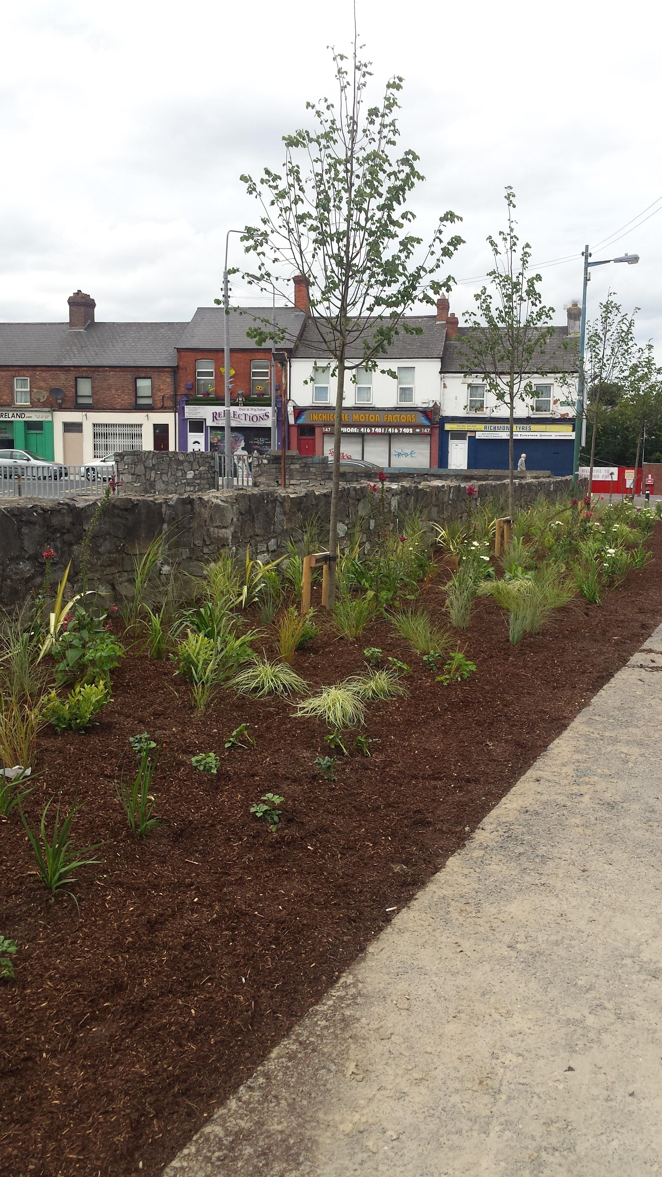 Well done! - Greening & Improvement of Patriot's Way